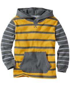 Thermal Pullover Hoodie
