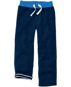 Jersey Lined Slim Sweats