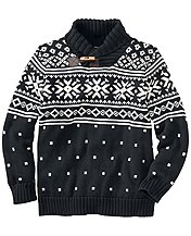 Snowy Sweden Sweater