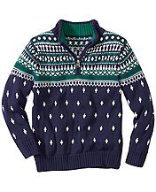 And Snow It Goes Sweater