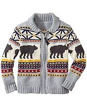 Bear In Mind Sweater