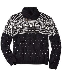 Men's Snowy Sweden Sweater