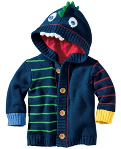 Monster-Soft Hoodie Sweater Jacket