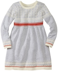 Snowfall Sweater Dress