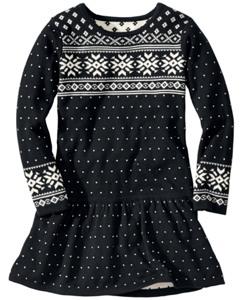 Snowy Sweden Dress