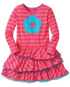 Ruffle It Up Dress