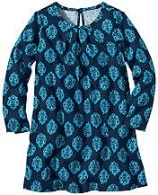 Emblem Print Tunic Dress