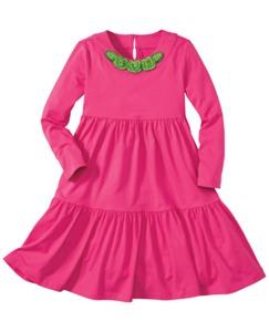 Corsage Twirl Dress