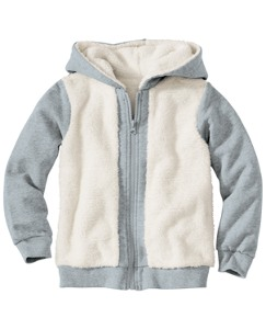 Supercozy Sherpa Front Hoody