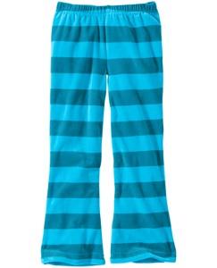 Bootcut Velour Pants