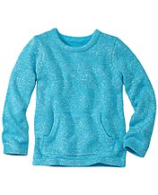 Glitter Yarn Pullover