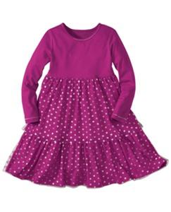 Glitter & Twirl Dress