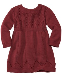 Village Sweater Dress
