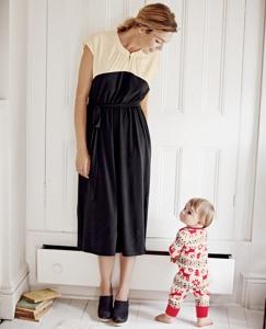 Anna Colorblock Dress
