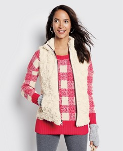 Supercozy Sherpa Vest