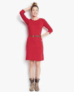 Simple French Terry Dress