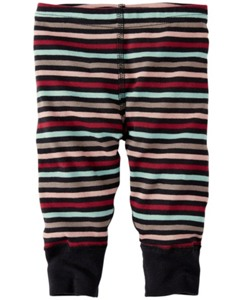 Stripey Loose Leggings by Hanna Andersson