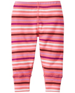 Opposite Stripe Loose Leggings