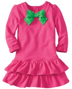 Cozy Terry Tunic Dress
