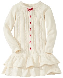 Santa Lucia Sweater Dress