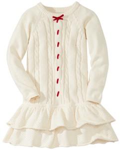 Santa Lucia Sweater Dress