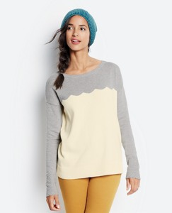 Merino Clouds Sweater by Hanna Andersson