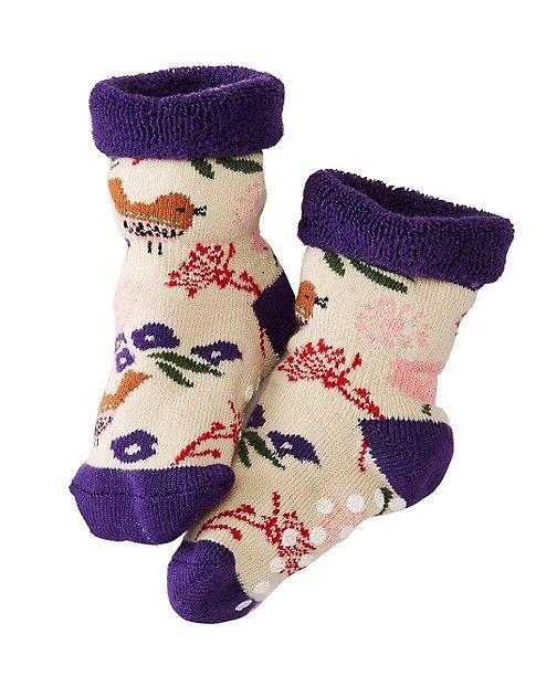Baby Snug As A Bug Socks by Hanna Andersson