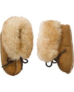 Sheepskin Bootie By Minnetonka