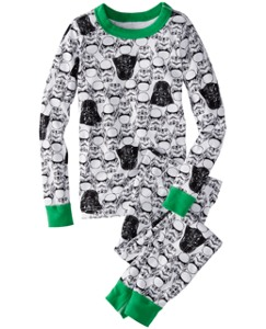 Star Wars™ Long John Pajamas In Organic Cotton
