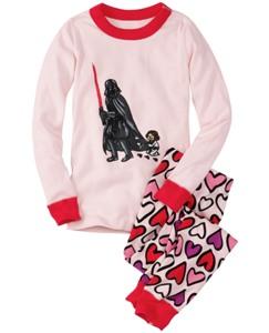 Star Wars™ Long John Pajamas In Organic Cotton