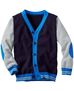 Buttonfront Sweater Cardigan