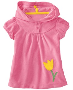 Baby Girl Swim Coverup Dress