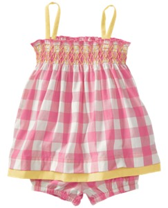 Smocked Sundress Set