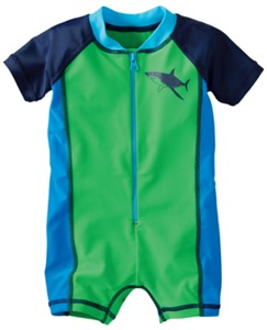 Swimmy Rash Guard Baby Suit