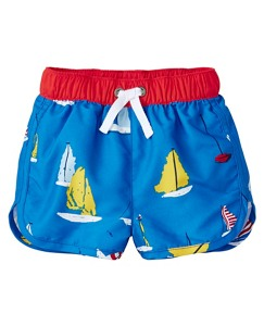 Baby Swimmy Shorts With UPF 50+ by Hanna Andersson