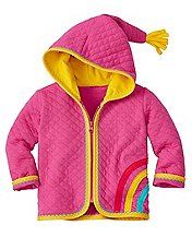 Baby Cozy Ever After Quiltie Jacket by Hanna Andersson