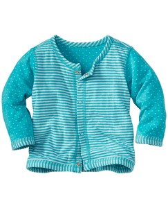 So Soft Reversible Cardigan by Hanna Andersson
