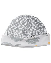 Reversible Beanie In Organic Cotton
