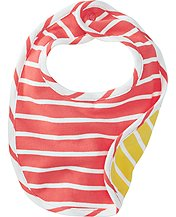 Reversible Bib In Organic Cotton
