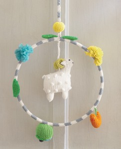 Sleepy Sheep Dream Catcher by Hanna Andersson
