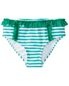 Ruffly Swim Bottoms