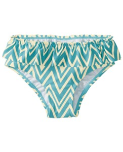 Ruffle Swim Bottoms