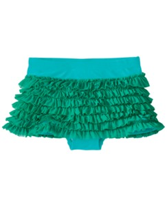Ruffly Swim Skirt