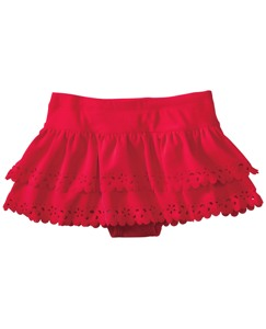 Flounce Swim Skirt