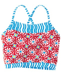 Reversible Tankini Top