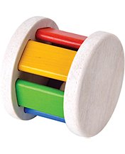 Roller Rattle By Plan Toys