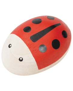Ladybug Bead Toy By Plan Toys