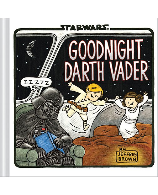 Good Night Darth Vader™ by Jeffrey Brown