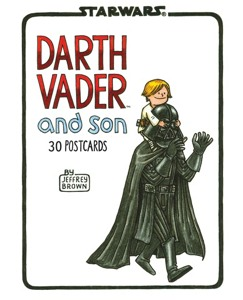 Darth Vader™ And Son Postcards