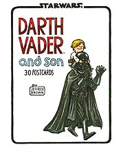 Darth Vader™ And Family Notecards